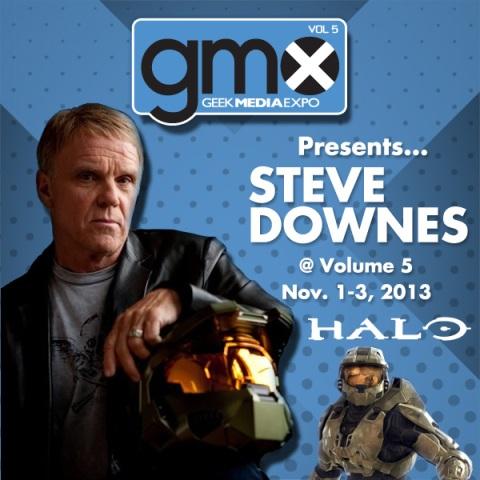 Steve Downes GMX