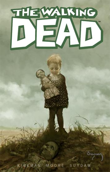 Suydam The Walking Dead
