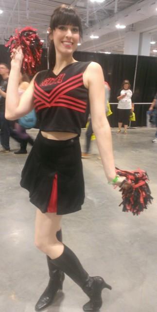 Sith Cheerleader