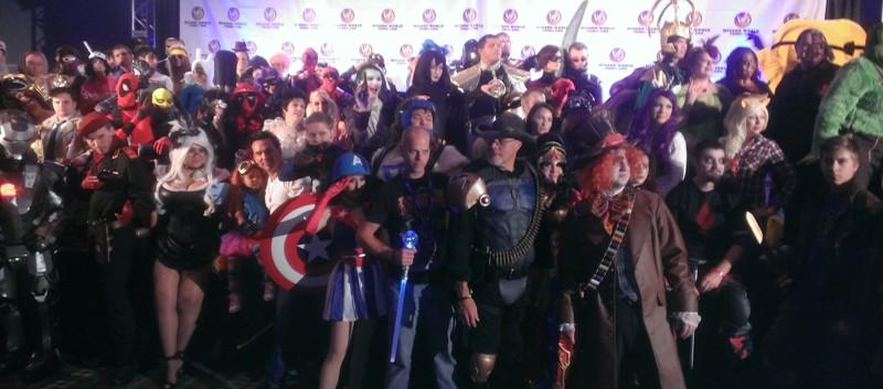 Nashville Wizard World Costume Contest