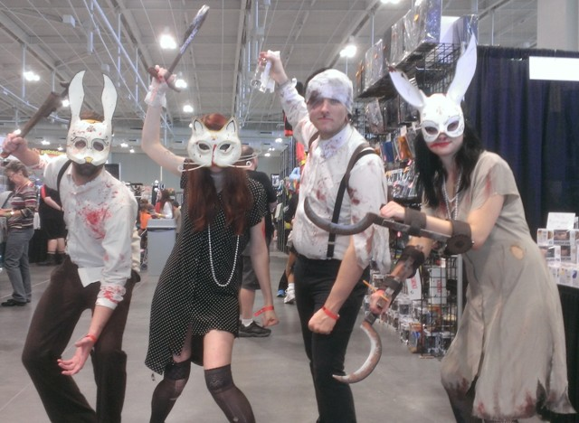 Nash Wizard World Bioshock Cosplayers