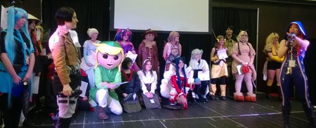 Yama-Con Costume Contest