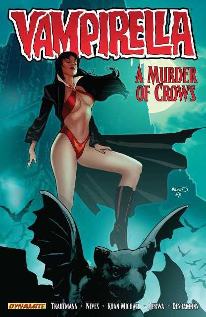 Vampirella: A Murder of Crows