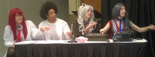 Costume Contest Judges