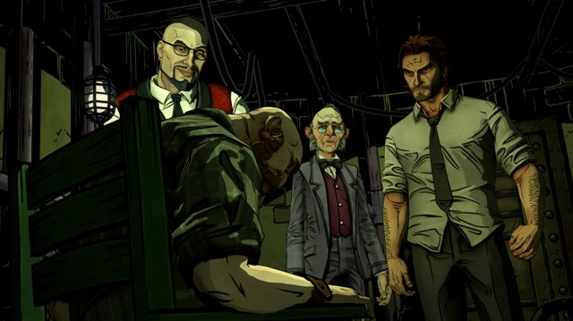 Bigby Wolf is on the case in The Wolf Among Us: Episode Two - Smoke & Mirrors
