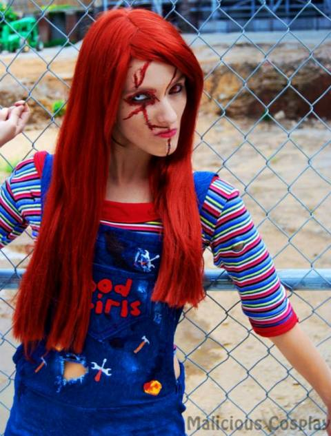 Chucky Good Girl Doll