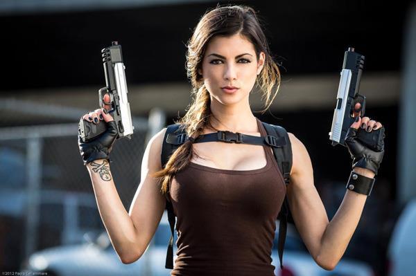 LeeAnna's Tomb Raider