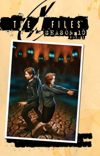 The X-Files Season 10 Vol. 1