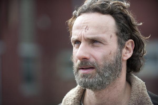 Rick Grimes Season 4 Finale
