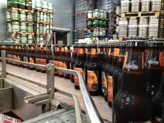 Blackstone Brewery Pumpkin Ale
