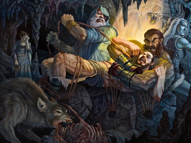 Binding of Loki by Sam Flegal