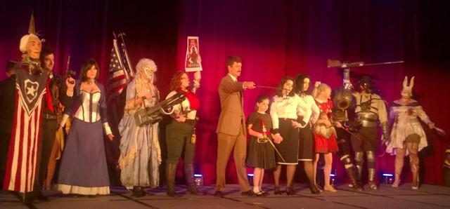 Bioshock Craftsmanship Costume Contest: Momocon 2014