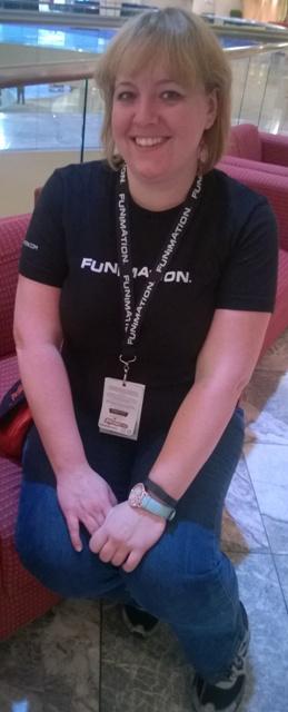 Funimation Tara McKinney