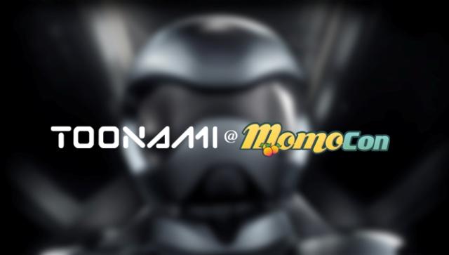 Toonami at Momocon
