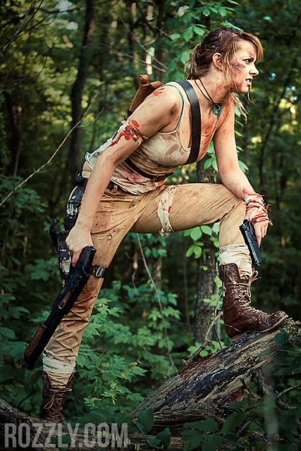 Shay's a Tomb Raider