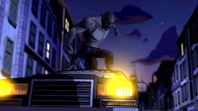 The Wolf Among Us Ep. 5 Cry Wolf