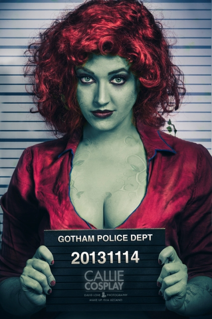 Callie Cosplay Poison Ivy