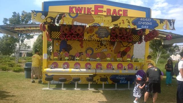 Kwik-E-Race