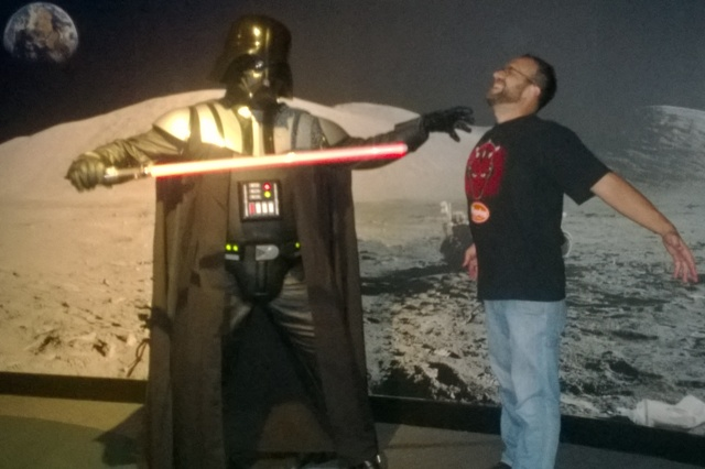 Vader's Fist of Fury