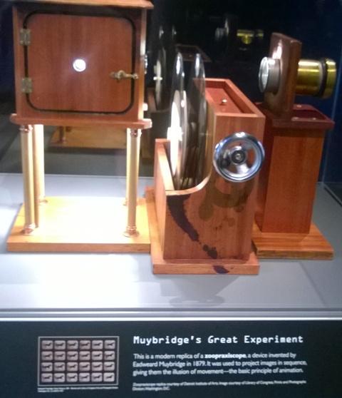 Muybridge's Great Experiment