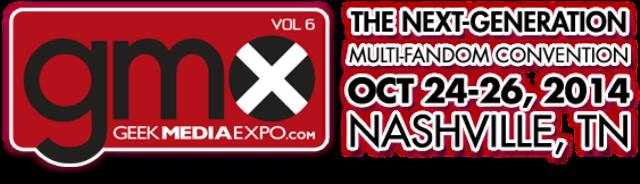 GMX Vol 6 Logo