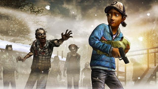 The Walking Dead Season Two: Episode 5 - No Going Back