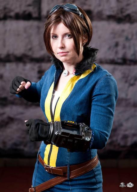 Lisachu's Fallout Vault Suit