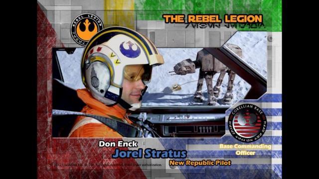 Rebel Legion Don Enck