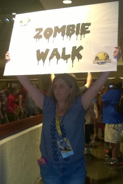 Dragon Con 14 Zombie Walk