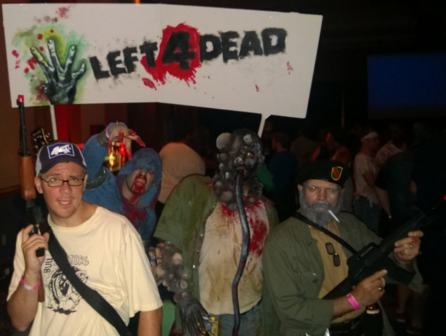 Left 4 Dead Cosplayers