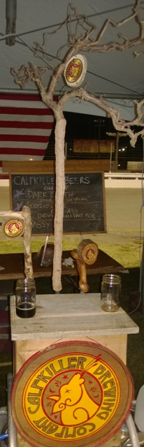 All-natural ingredients with an all-natural tap handle!