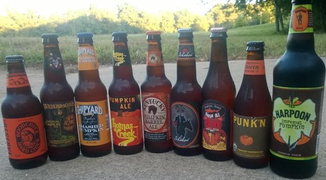 Pumpkin Beers 1