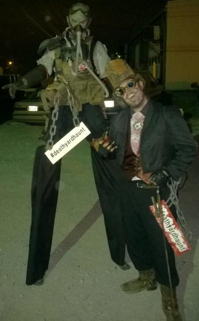 Ghouls of Death Yard
