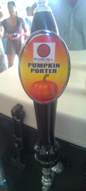 Starr Hill Pumpkin Porter