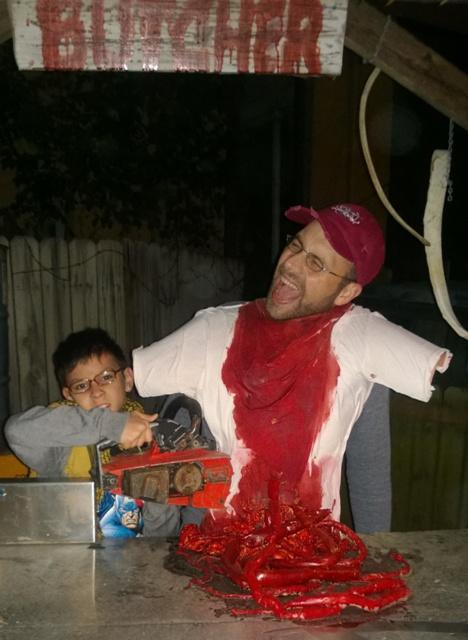 Butcher of Death Yard