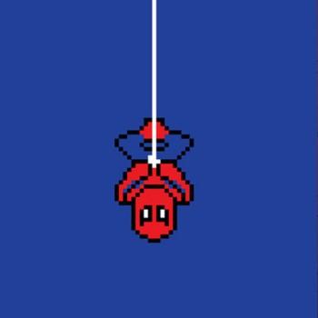 8-bit Spider-Man