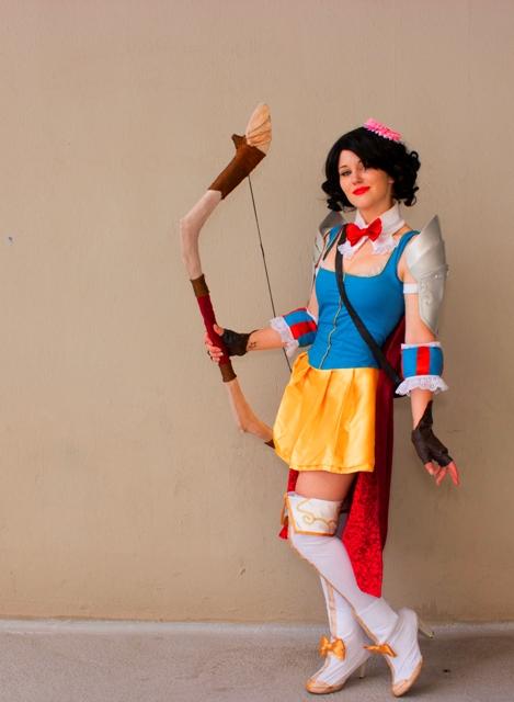 Snow White Warrior