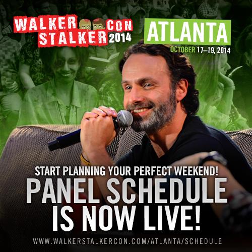 Walker Stalker Panel