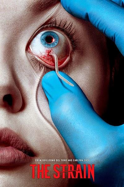 FX The Strain by Guillermo del Toro Season 1