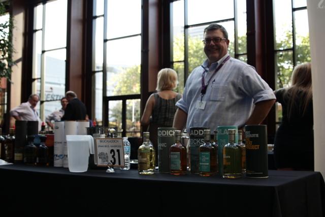 whiskey vendor