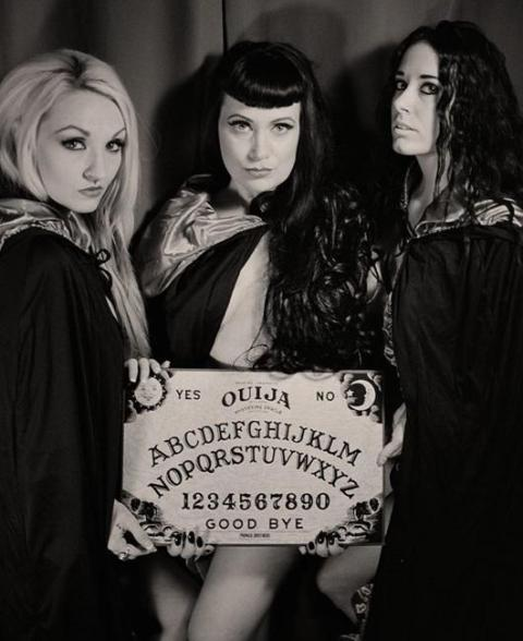 Dance With The Devil Ouija