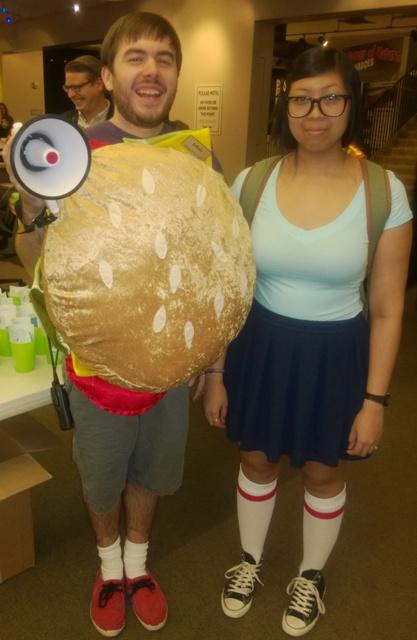 Bob's Burgers Cosplayers