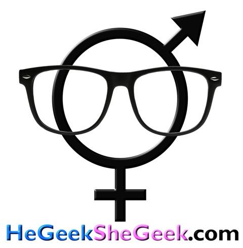 He Geek She Geek Logo