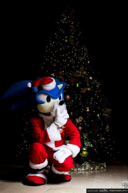 Sonic Santa 1