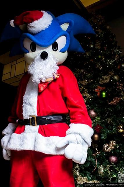 Sonic Santa 2