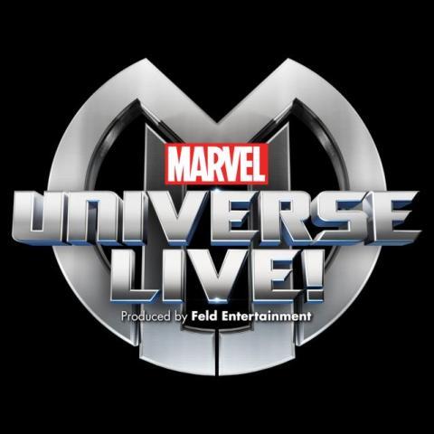 Marvel Universe Live! logo
