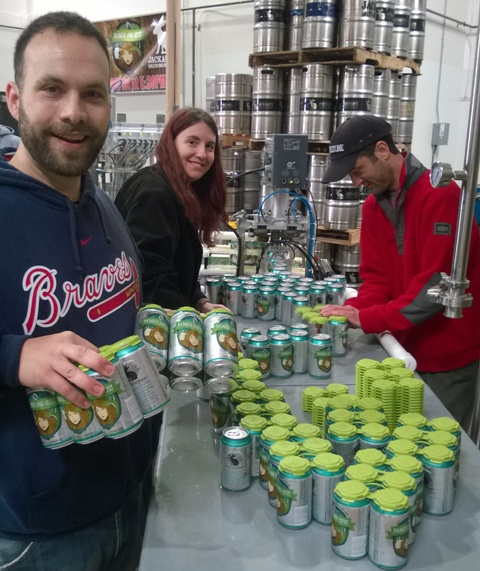 Jackalope Canning Crew