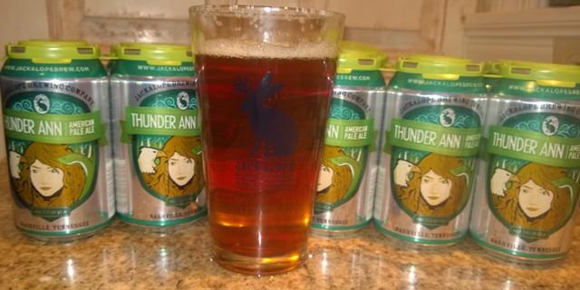 Thunder Ann cans