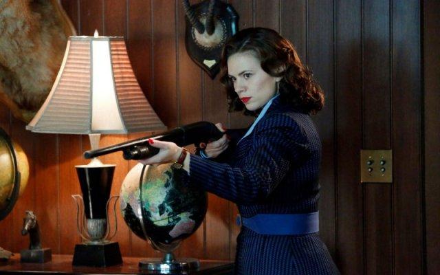 Agent Carter Season 1 Finale