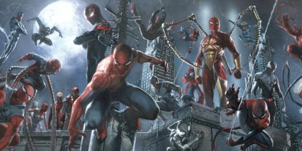 So Many Spider-Men